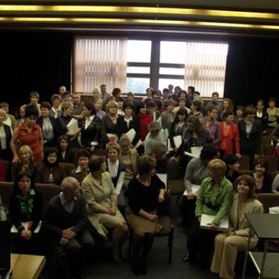 Zjazd Przedstawicieli Sieci Monitorowania Inwazyjnych Zakażeń Bakteryjnych  – 14 kwietnia 2008