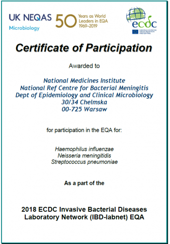 Certyfikat IBD-labnet_2018